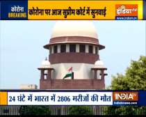 Hearing in Supreme Court today over coronavirus situation in the country