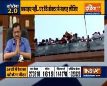 CM Kejriwal appeals to migrant workers