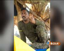Maoists releases kidnapped CoBRA jawan Rakeshwar Singh Manhas