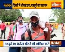 Migrant exodus 2.0: Delhi lockdown triggers panic among migrant workers