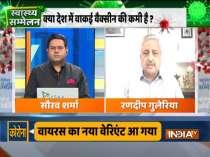 National level lockdown is not necessary: AIIMS Director Randeep Guleria