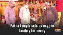 Patna temple sets up oxygen facility for needy