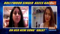 Bollywood singer Asees Kaur talks about her new song