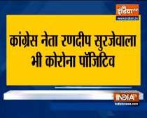 SAD leader Harsimrat Kaur Badal, Congress leaders Randeep Surjewala and Digvijay Singh tests positive for COVID-19