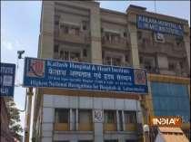 VIDEO: Kailash Hospital in Noida faces oxygen shortage