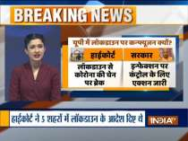 UP govt moves SC against Allahabad HC order to impose lockdown in 5 cities