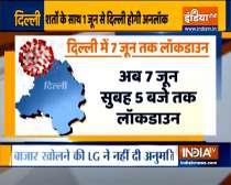 COVID-19: Delhi govt to start unlock process from June 1
