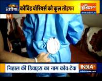 Jeetega India: Engineering student designs air cooler for PPE kit