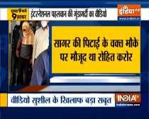 Top 9 News   Wrestler Sushil Kumar's close aide Rohit Karor arrested in Sagar Dhankar murder case
