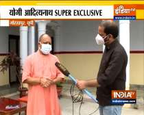 EXCLUSIVE   Around 3.5 lakh Covid testing is being done everyday, says CM Yogi Adityanath