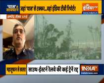 NDRF, IG explains how his team works under severe cyclonic conditions