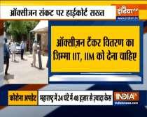Delhi HC asks Centre to supply 700 MT oxygen as per SC order