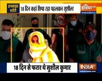 Wrestler Sushil Kumar sent to 6-day police custody in Sagar Rana murder case