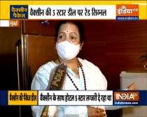 Mumbai: Mayor Kishori Pednekar finds COVID-19 vaccines stored in normal fridge at hotel in Andheri
