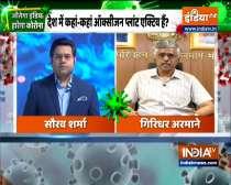 Jeetega India | Oxygen distribution within city a problem, logistics issue almost resolved: Giridhar Aramane