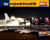 Air ambulance makes emergency belly landing at Mumbai airport