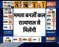 Mamata to call Bengal Governor Jagdeep Dhankhar tomorrow