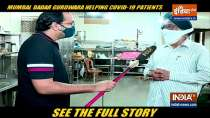 Watch how Singh Sabha, Dadar Gurudwara helping Covid patients