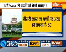 Supreme Court ask Centre to deploy doctorsto deal with possibility of third wave of covid 19