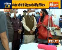 Patanjali, Uttarakhand govt inaugurates Covid hospital in Haridwar