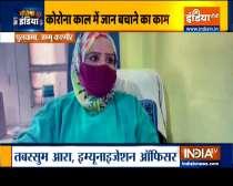 Jeetega India: Meet health worker Tabassum Ara, who vaccinated 6,000 people in J&K