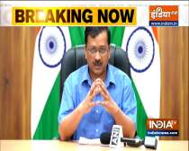 Delhi CM Kejriwal announces free ration for 2 months to 72 lakh people