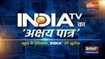 India TV-Akshay Patra join hands to provide food to needy amid Covid pandemic