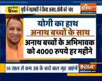 Top 9 News: Yogi govt launches welfare scheme for children who lost parents to COVID-19