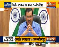 Need 3 crore vaccines to vaccinate everyone in Delhi within 3 months: Arvind Kejriwal