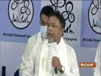 Mukul Roy, son Subhranshu join TMC in presence of Bengal CM Mamata Banerjee