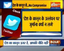 Shashi Tharoor-led Parliamentary panel asks Twitter why it should not be fined for
