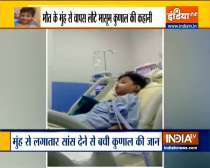 Child declared dead wakes up  just before burial in Haryana