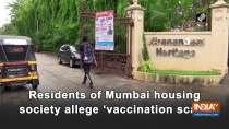 Residents of Mumbai housing society allege