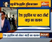 Delhi: Businessman Robert Vadra