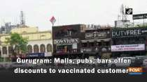 Gurugram: Malls, pubs, bars to offer discounts to vaccinated customers