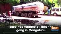 Police nab furnace oil pilfering gang in Mangaluru