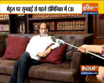 CBI team from India in Dominica to bring back Mehul Choksi