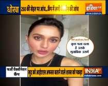 Video: MP Mimi Chakraborty takes COVID jab at fake vaccination camp in Kolkata