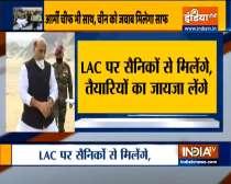 Defence Minister Rajnath Singh to visit Ladakh
