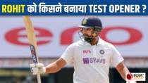 MSK Prasad reveals how Rohit Sharma bagged the opening spot in Indian Test squad