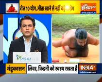 Troubled by the problem of red eyes after covid recovery, know treatment from Swami Ramdev