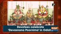 Devotees celebrate