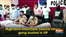 High-tech inter-state vehicle lifters