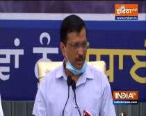 Punjab: Arvind Kejriwal promises 300 units of free electricity