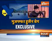 Exclusive | Muzaffar Baig reveals what Mehbooba Mufti said in the meeting with the PM Modi