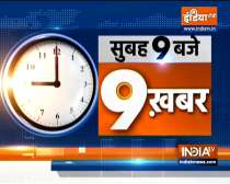Top 9 News:  4 dead, 1 injured in cylinder blast at house in Shahdara