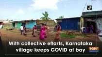With collective efforts, Karnataka village keeps COVID at bay