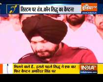 Special News   Navjot Singh Sidhu hits out at Chief Minister Capt Amarinder