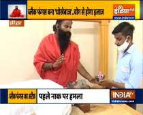 How can a diabetic patient protect himself from black fungus? Swami Ramdev answers