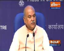 Govt is ready to have a discussion with the farmers, says Narendra Singh Tomar